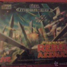 Videojogos e Consolas: REBEL ASSAULT. Lote 45295735