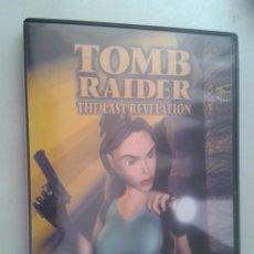 Videojuegos y Consolas: TOMB RAIDER - THE LAST REVELATION. Lote 45889022