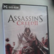 Videojuegos y Consolas: ASSASSIN´S CREED II - PC DVD ROM. Lote 45889421