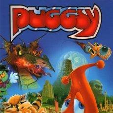 Videojuegos y Consolas: PUGGSY MEGA CD SEGA ESPAÑA PAL. Lote 46724699