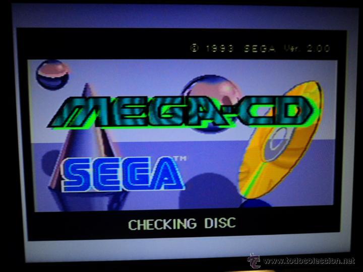 Videojuegos y Consolas: LOTE DE CONSOLAS SEGA MEGA CD 2 Y MEGA DRIVE COMPLETAS - Foto 11 - 47871452