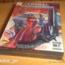 Videojuegos y Consolas: LETHAL ENFORCERS + JUSTIFIER JUEGO PARA SEGA MEGACD MEGA CD COMPLETO NUEVO Y PRECINTADO NTSC. Lote 51012157
