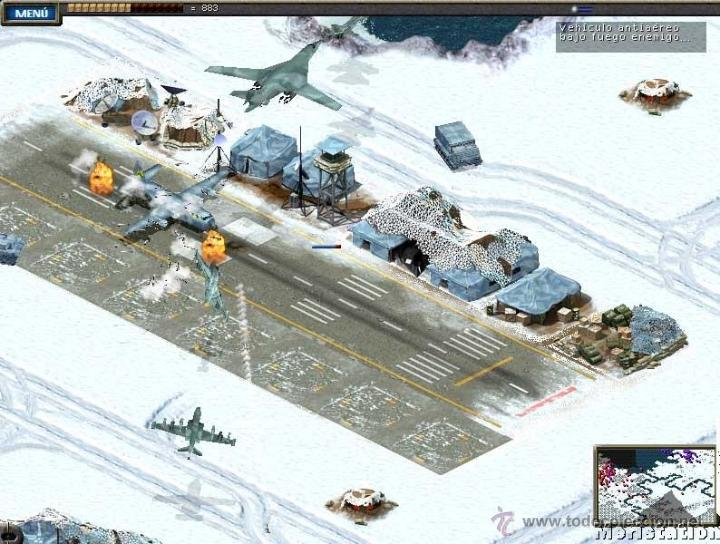 Videojuegos y Consolas: *Oportunidad* REAL WAR REBELIÓN EN RUSIA Juego de PC CD-ROM de FX - Foto 2 - 53124150