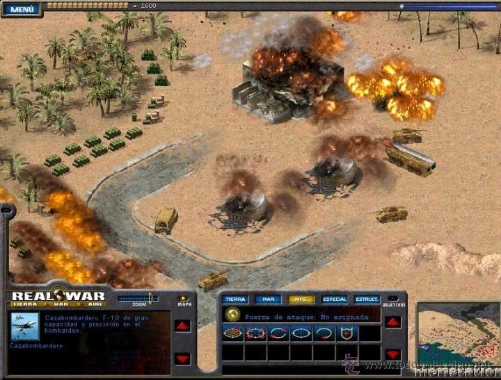 Videojuegos y Consolas: *Oportunidad* REAL WAR REBELIÓN EN RUSIA Juego de PC CD-ROM de FX - Foto 3 - 53124150