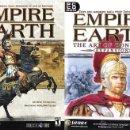 Videojuegos y Consolas: VIDEOJUEGO DE ESTRATEGIA PC EMPIRE EARTH *ORIGINAL* DOS CDS -OPORTUNIDAD-. Lote 53124518