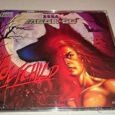 Videojuegos y Consolas: JUEGO NUEVO PRECINTADO SEGA MEGA CD WOLFCHILD PAL BRAND NEW! A ESTRENAR. Lote 54284888