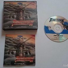 Videojuegos y Consolas: THUNDERHAWK THUNDER HAWK SEGA MEGA CD PAL ESPAÑA MEGA DRIVE.MUY BUEN ESTADO. Lote 56303271