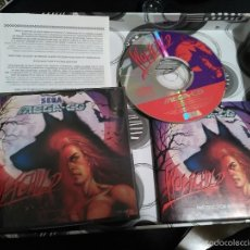 JUEGO NUEVO SEGA MEGA CD WOLFCHILD PAL BRAND NEW!