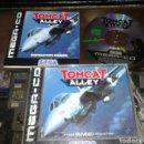 Videojuegos y Consolas: TOMCAT ALLEY,PAL,INGLES,SEGA MEGA CD,COMPLETO. Lote 62418679