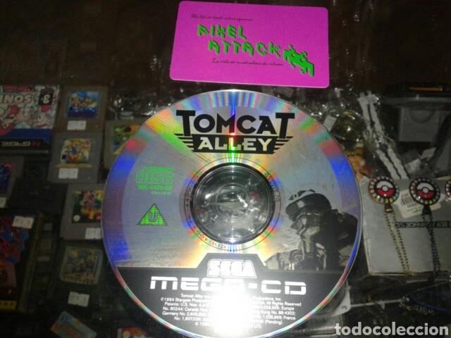 Videojuegos y Consolas: Tomcat alley,pal,ingles,sega mega CD,completo - Foto 6 - 62418679