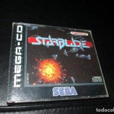 Videojuegos y Consolas: SEGA MEGA CD ~ STARBLADE ~ COMPLETO. Lote 64497259