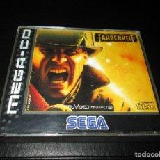 Videojuegos y Consolas: SEGA MEGA CD ~ FAHRENHEIT ~ COMPLETO. Lote 64498423