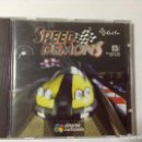 Videojuegos y Consolas: SPEED DEMONS. Lote 99224298