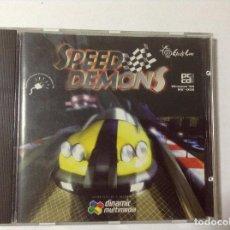 Videojogos e Consolas: SPEED DEMONS. Lote 99224298