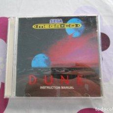 Videojuegos y Consolas: DUNE MEGA CD. Lote 82950132