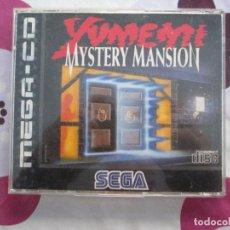 Videojuegos y Consolas: YUMEMI MYSTERY MANSION MEGA CD. Lote 82950564
