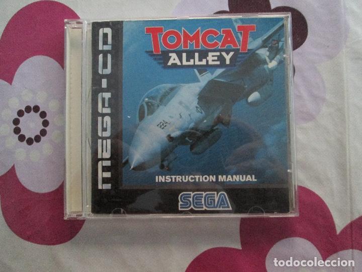 TOMCAT ALLEY MEGA CD (Juguetes - Videojuegos y Consolas - Sega - Mega CD)