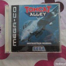 Videojuegos y Consolas: TOMCAT ALLEY MEGA CD. Lote 82951012