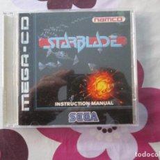 Videojuegos y Consolas: STARBLADE MEGA CD. Lote 82951240