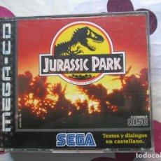 Videojuegos y Consolas: JURASSIC PARK MEGA CD. Lote 82956868