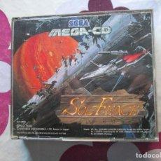 Videojuegos y Consolas: SOL-FEACE Y COBRA COMMAND MEGA CD. Lote 82958684