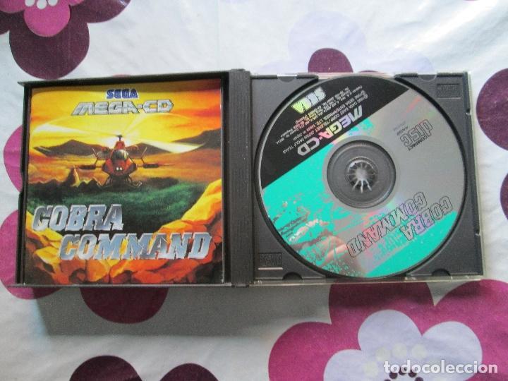 Videojuegos y Consolas: SOL-FEACE Y COBRA COMMAND MEGA CD - Foto 4 - 82958684