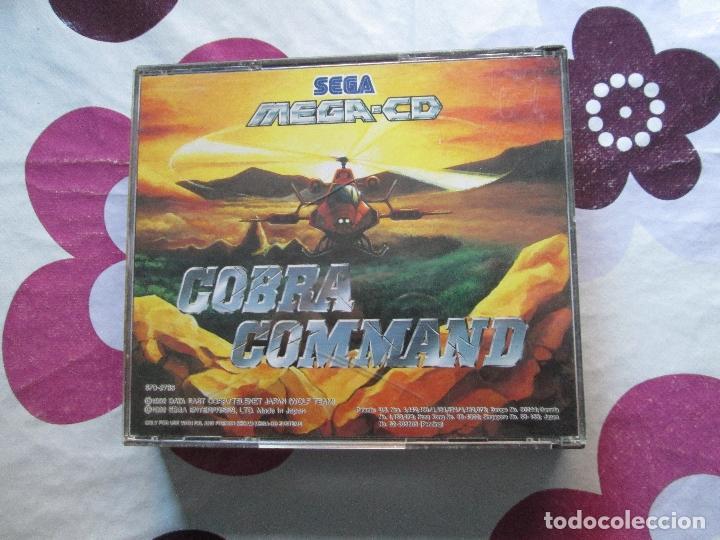 Videojuegos y Consolas: SOL-FEACE Y COBRA COMMAND MEGA CD - Foto 5 - 82958684