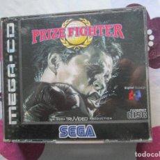 Videojuegos y Consolas: PRIZE FIGHTER MEGA CD. Lote 82959708