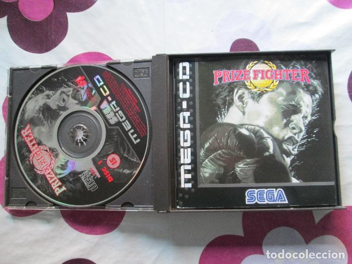Videojuegos y Consolas: PRIZE FIGHTER MEGA CD - Foto 2 - 82959708