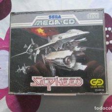 Videojuegos y Consolas: SILPHEED MEGA CD. Lote 82960340