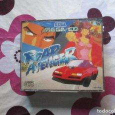 Videojuegos y Consolas: ROAD AVENGER Y DEMO DE MICKEY MANIA MEGA CD. Lote 82961120