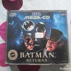 Videojuegos y Consolas: BATMAN RETURNS MEGA CD. Lote 82964176