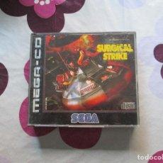 Videojuegos y Consolas: SURGICAL STRIKE MEGA CD. Lote 82964708