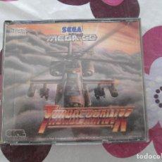 Videojuegos y Consolas: THUNDERHAWK MEGA CD. Lote 91996030