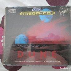 Videojuegos y Consolas: DUNE MEGA CD. Lote 91996690