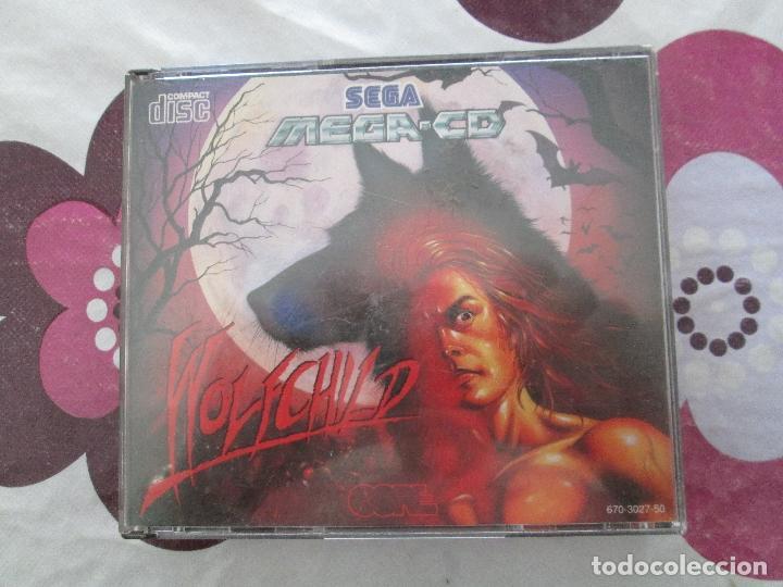 WOLFCHILD MEGA CD (Juguetes - Videojuegos y Consolas - Sega - Mega CD)