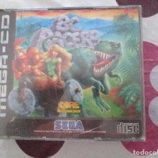 Videojuegos y Consolas: BC RACERS MEGA CD. Lote 91998050