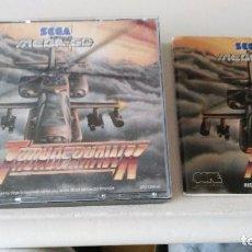 Videojuegos y Consolas: JUEGO SEGA MEGA CD - THUNDERHAWK - INCLUYE MANUAL. Lote 93850345