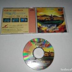 Videojuegos y Consolas: THUNDER STORM FX SEGA MEGA CD JAPONES . Lote 96802939
