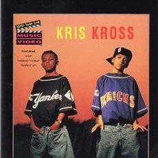 Videojuegos y Consolas: KRIS KROSS: MAKE MY VIDEO (SEGA CD, 1992) - COMPLETE! - KRIS KROSS: MAKE MY VIDEO (SEGA CD, . Lote 96803883