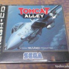 Videojuegos y Consolas: JUEGO SEGA MEGA - CD TOMCAT ALLEY DE 1994 UK ( 4429 ) . Lote 97385939