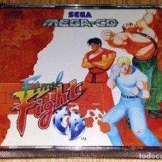 Videojuegos y Consolas: FINAL FIGHT CD PARA SEGA MEGA-CD. Lote 97895147