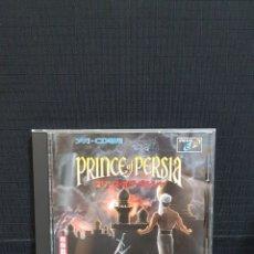 Videojuegos y Consolas: MEGADRIVE MEGACD PRINCE OF PERSIA. Lote 99191391