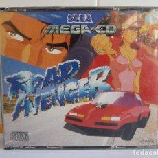 Videojuegos y Consolas: JUEGO MEGA CD - ROAD AVENGER. Lote 99561375