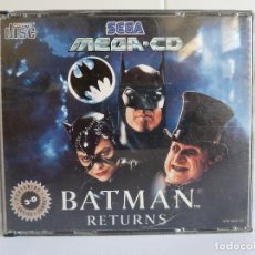 Videojuegos y Consolas: JUEGO MEGA CD - BATMAN RETURNS. Lote 99561559