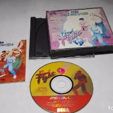 Videojuegos y Consolas: FINAL FIGHT CD (SEGA MEGA - CD ). Lote 121057847