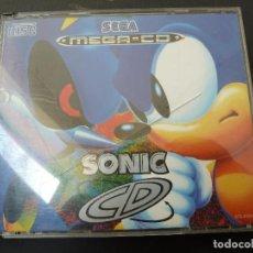 Videojuegos y Consolas: JUEGO - SEGA - MEGA CD - SONIC. Lote 105377155