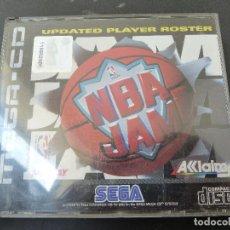 Videojuegos y Consolas: JUEGO - SEGA - MEGA CD - NBA JAM. Lote 105378187