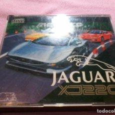 Videojuegos y Consolas: JAGUAR XJ220 MEGA CD SEGA ESPAÑA PAL. Lote 109055215