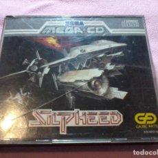 Videojuegos y Consolas: SILPHEED,SEGA MEGA CD,PAL,COMPLETO. Lote 109055255